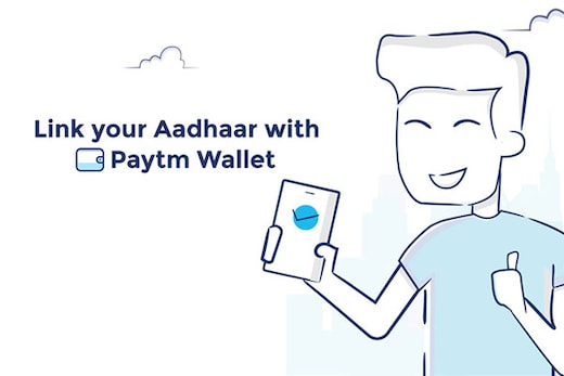 How to Link Paytm with Aadhar: Complete Your KYC With Paytm