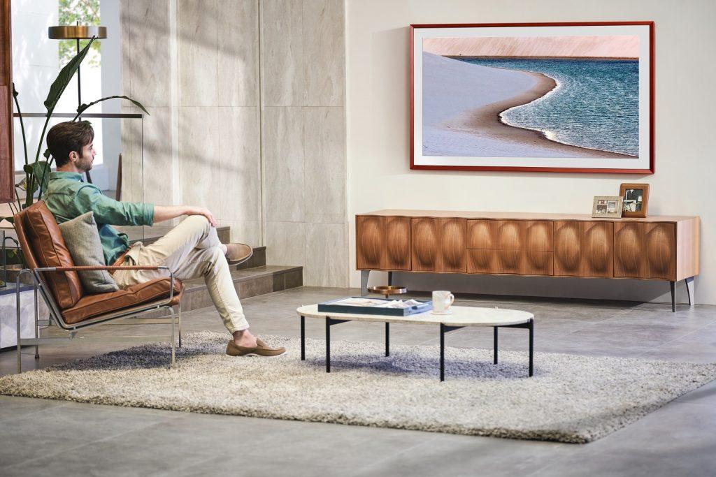 Living room B 1024x683 2 the frame