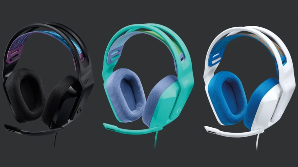 Logitech G335 Wired Gaming Headset With Flip-to-Mute Microphone Launched