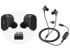 Logitech Zone True Wireless, Zone Wired Earbuds Launched Targeting Video Conferencing