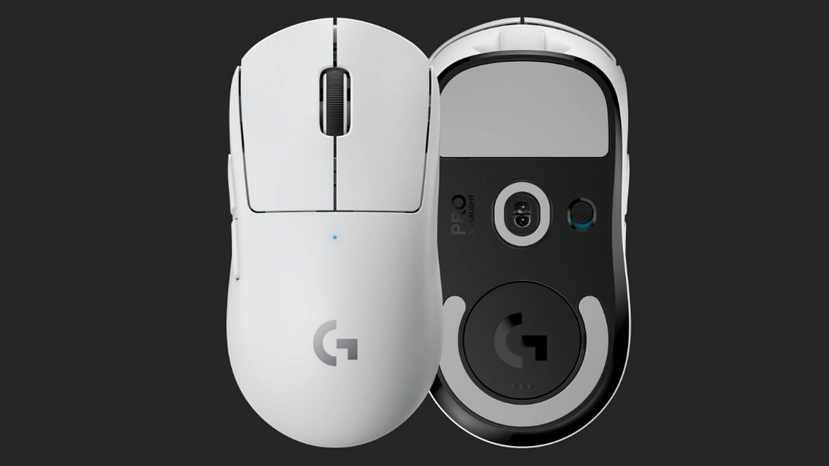 Logitech G PRO X Superlight Wireless Gaming Mouse With PowerPlay Wireless  Charging Support Launched | Technology News