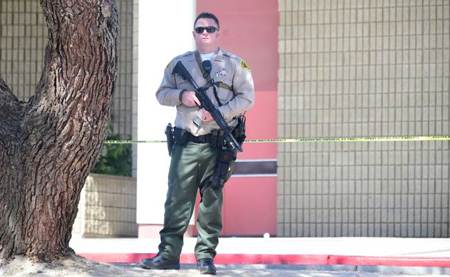 One Hurt In School Shooting Near Los Angeles, 14-Yr-Old Arrested
