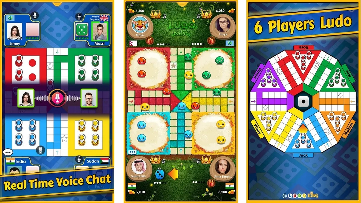 Ludo King Gets Quick Ludo Up To Six Player Online Multiplayer Modes Technology News
