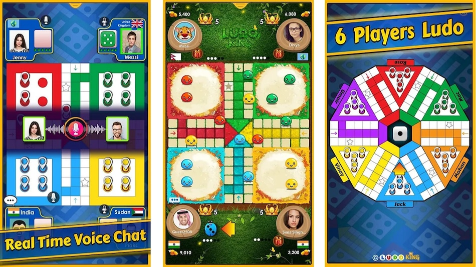Ludo King Gets Quick Ludo, Up to Six Player Online Multiplayer Modes