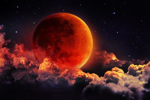 Lunar Eclipse 2018 : Chandra Grahan 2018