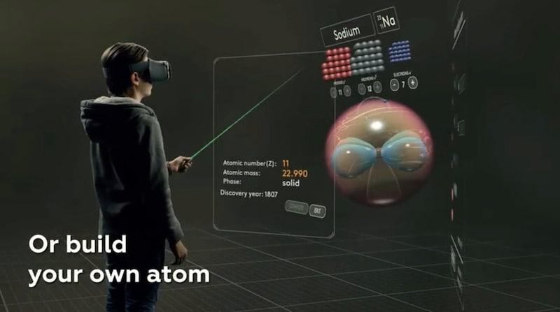 MEL build atom MEL