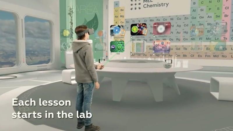 MEL in lab MEL