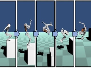 MIT Researchers Developing Dynamic, Acrobatic Humanoid That Can Mimic Functions of Human Legs