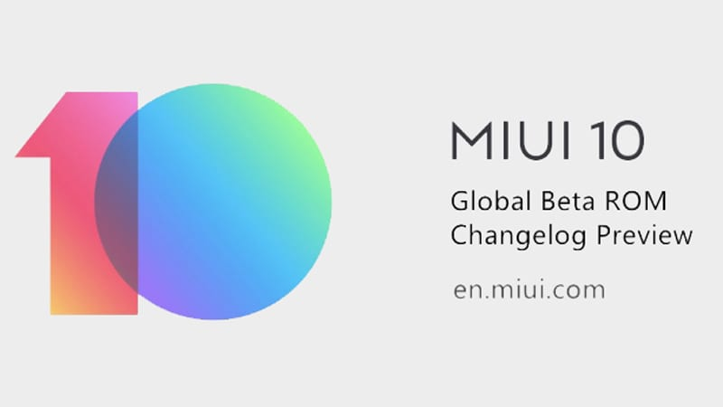 MIUI 10 Global Beta ROM Brings Dark Mode to System Apps