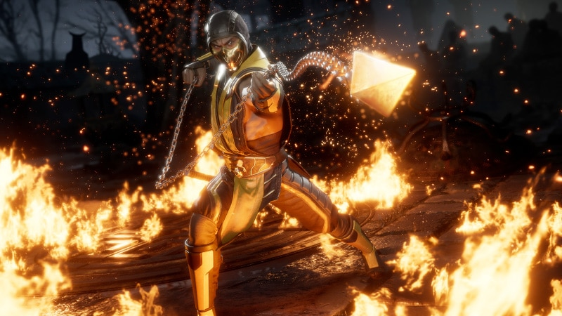Mortal Kombat 11 Beta Gives You a Bloody Taste of Things to Come