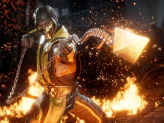 Mortal Kombat 11 on the Nintendo Switch Is a Blurry Mess Worth Buying