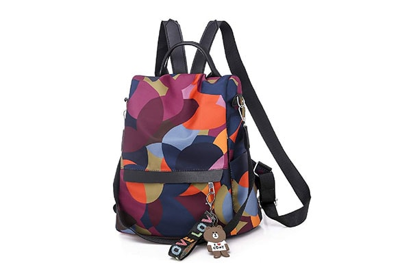 MOCA 12 6 inch Girls Women Backpack 1613796003258