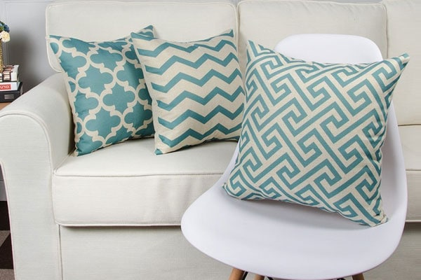 MODERN HOMES Cotton Designer Decorative Cushion Covers 1558079624810
