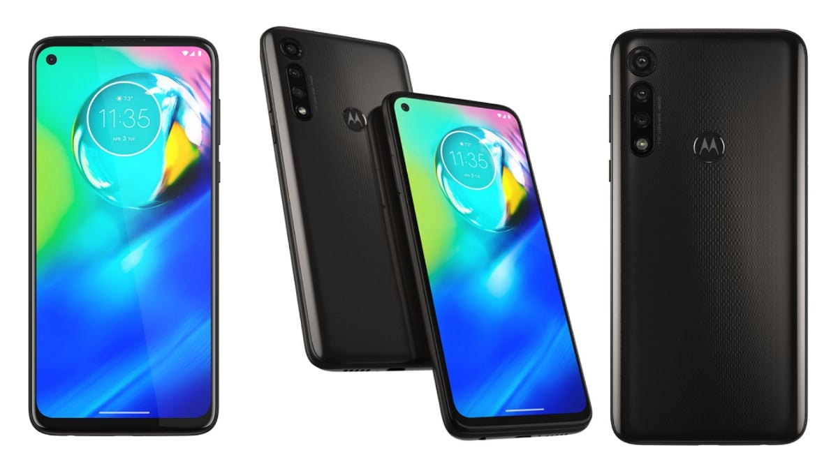 Moto G8 Power Lite With Triple Rear Camera Setup Surfaces in Leaked Renders