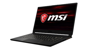 MSI G-Series Gaming Laptops with GeForce RTX Graphics