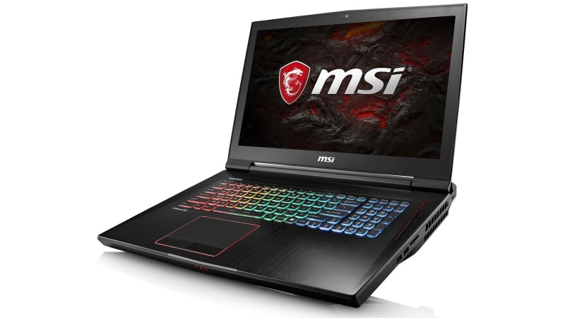 MSI Launches Powerful Intel Kaby Lake-Powered Laptops Starting at Rs. 1,29,000
