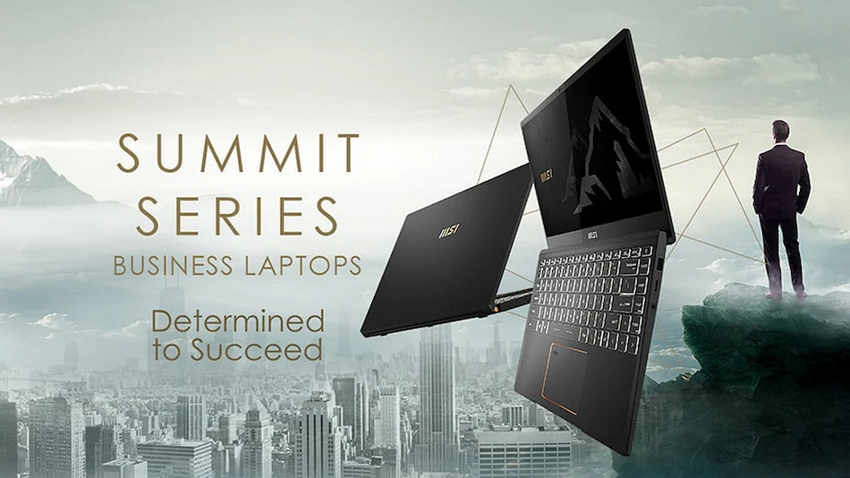 MSI Summit E Series, Summit B Series Laptops With Intel's 11th Generation Tiger Lake CPUs Launched