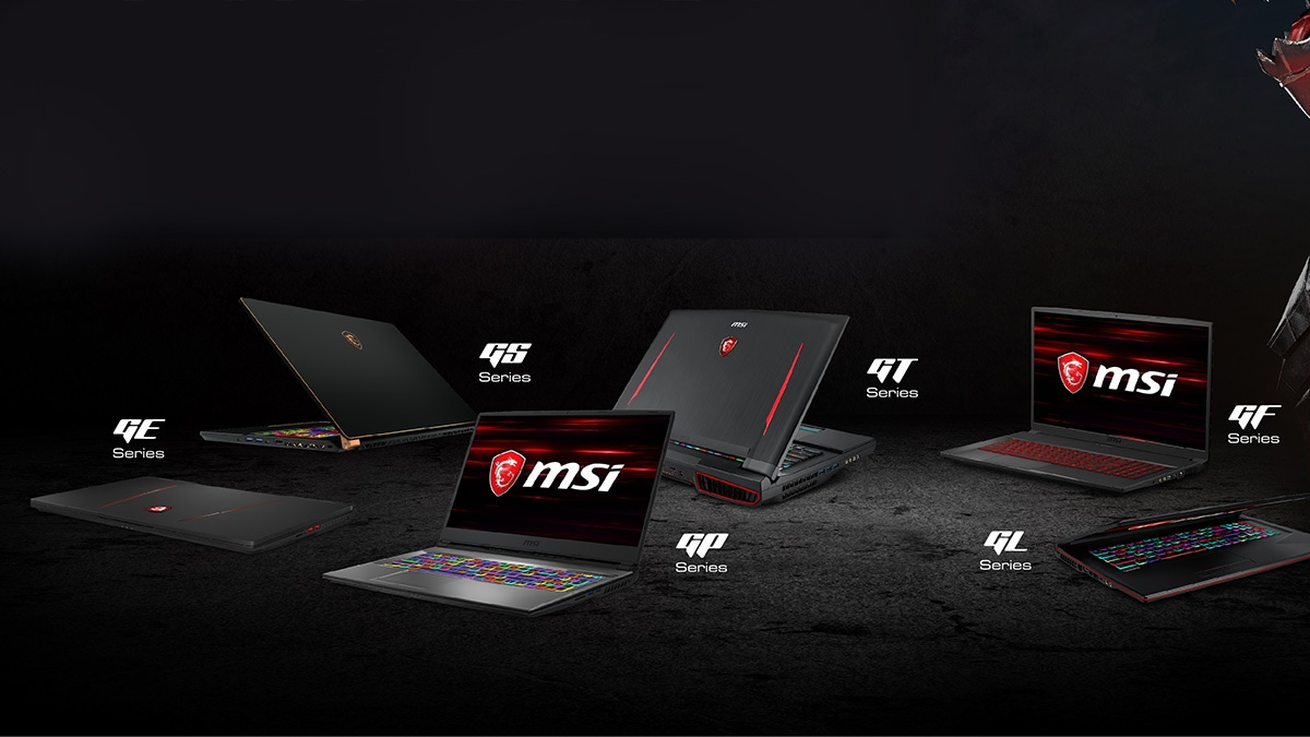 MSI Updates Its Entire Range of Gaming Laptops With 9th Gen Intel CPUs, Nvidia GTX 16-Series GPUs in India