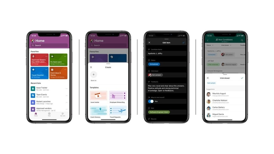 Microsoft Lists App Now Available on iOS, Android Version Coming 'Later This Year'