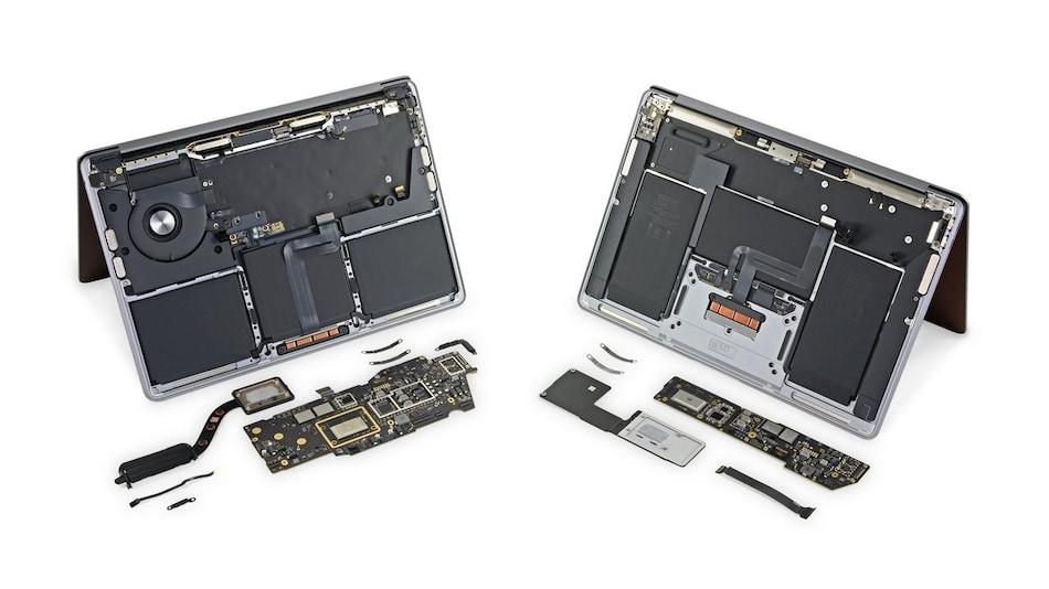 MacBook Laptops With M1 Processor Show Similar Internals to Intel-Powered Models, iFixit Teardown Reveals