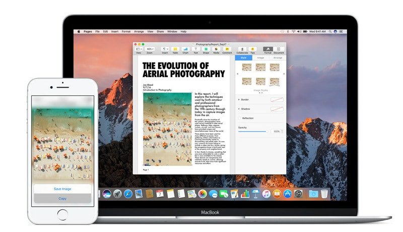 How to Copy-Paste Text and Images Between Your iPhone and Mac