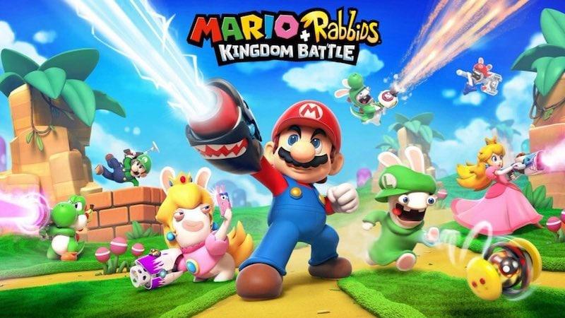 Mario + Rabbids Kingdom Battle for Nintendo Switch Leaked