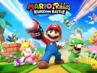 Mario + Rabbids Kingdom Battle for Nintendo Switch Gameplay Revealed