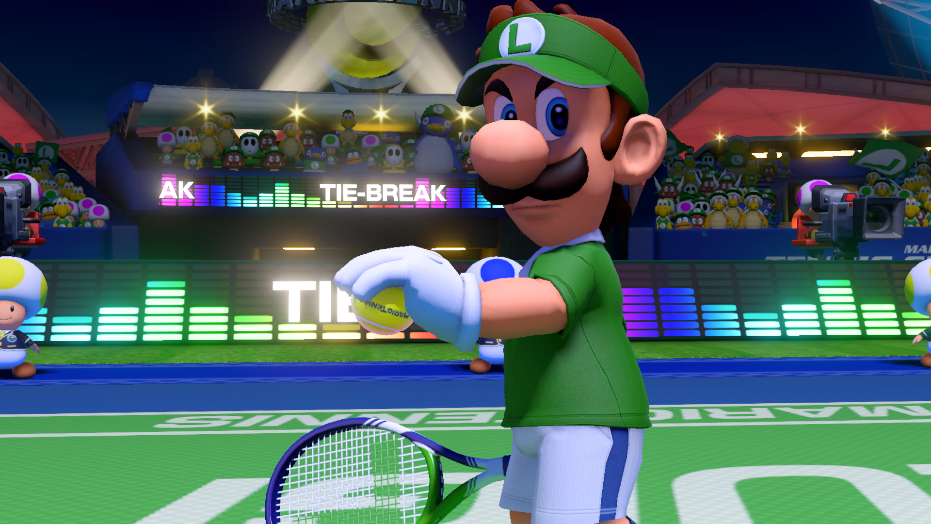 Mario Tennis Aces   Screenshot 02 Mario Tennis Aces