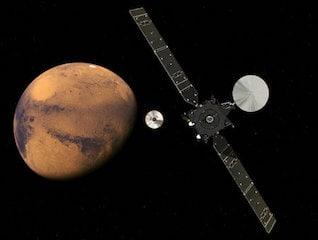 Europe's Schiaparelli Mars lander: What Do We Know?