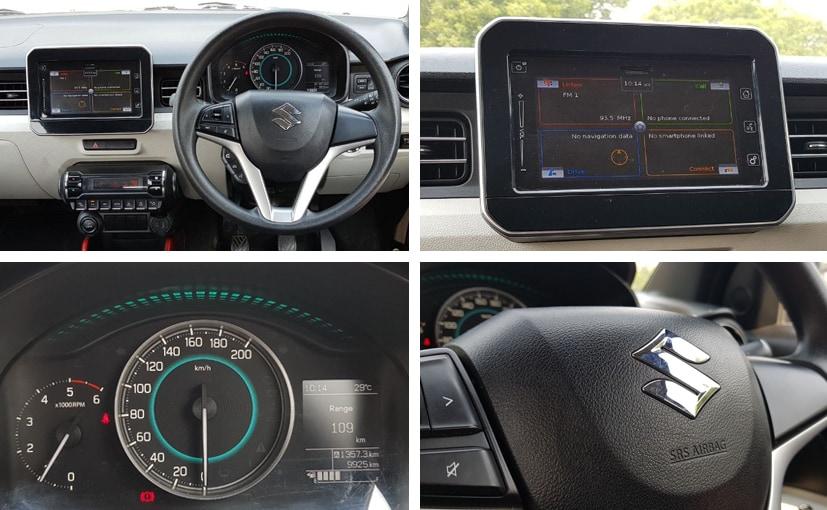 Maruti Suzuki Ignis Vs Ford Freestyle M1