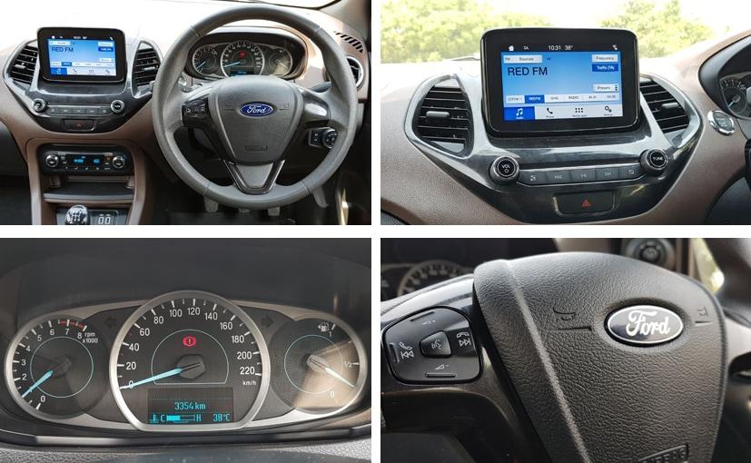 Maruti Suzuki Ignis Vs Ford Freestyle M2