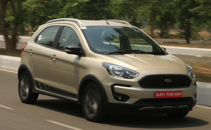 Maruti Suzuki Ignis Vs Ford Freestyle M5