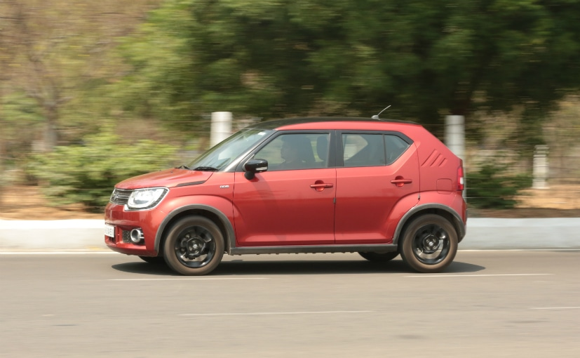 Maruti Suzuki Ignis Vs Ford Freestyle M8
