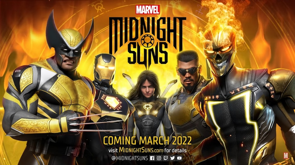 Marvel's Midnight Suns Gameplay Trailer Shows Off Turn-Based Action, Storyline, More
