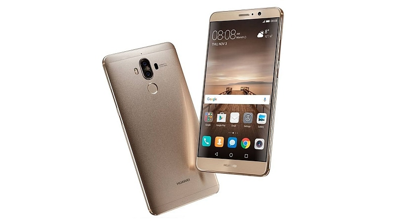 Huawei Mate 9 Can Learn User Habits, Placing Frequently Used Apps in
