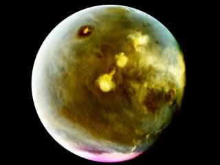 Nasa's Maven Sends Stunning, Ultraviolet Photos of Mars