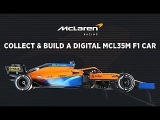 McLaren Racing Announces NFT Platform to Let Fans Buy Exclusive Digital Collectibles