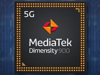 MediaTek Dimensity 900 6nm 5G SoC for Mid-Range Smartphones Announced