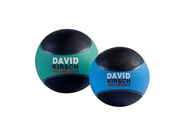 David kirsch Medicine Ball
