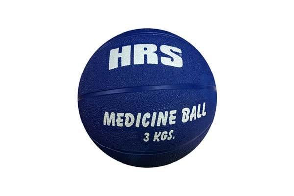 HRS Rubber Medicine Ball