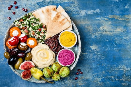 Mediterranean Diet Plan : Everything You Need To Know And A Diet Plan For Beginners