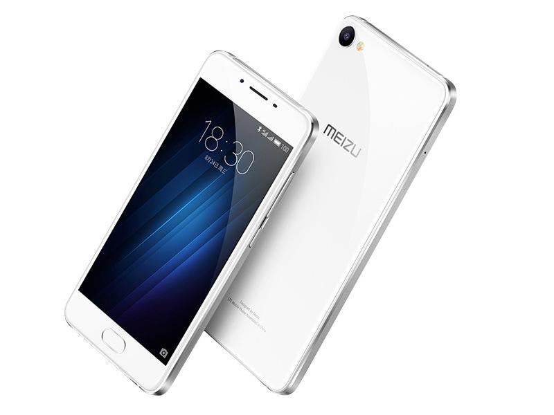Meizu U10, U20 Budget Android Smartphones With Fingerprint Scanner Launched