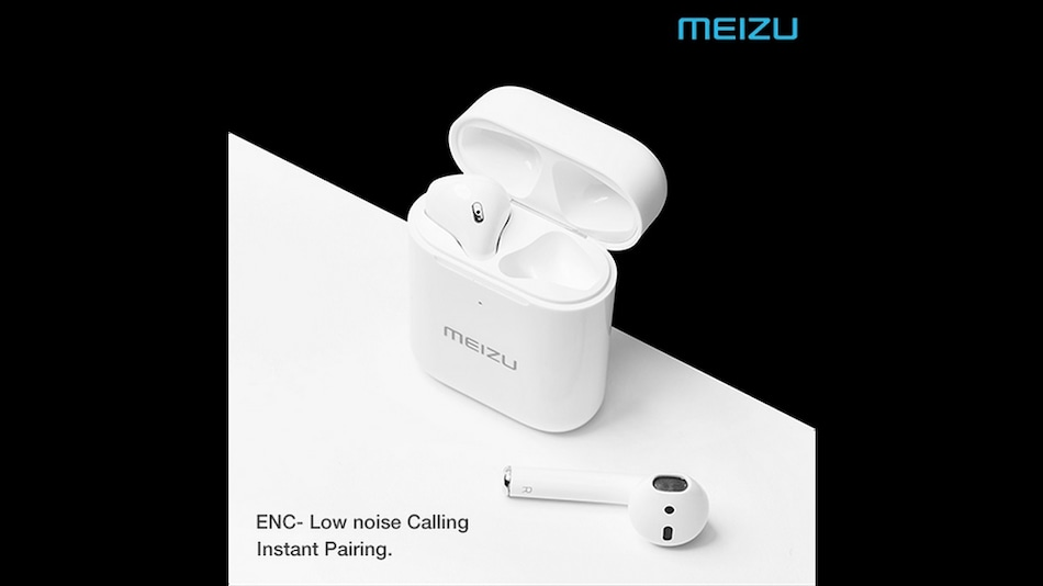 Meizu Buds TWS Headphones With IPX5 Water Resistance Launched in India