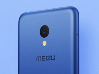 Meizu M5 With 4G VoLTE, Fingerprint Sensor Launched at Rs. 10,499