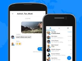 Facebook Messenger Lite Gets a Video Chat Option