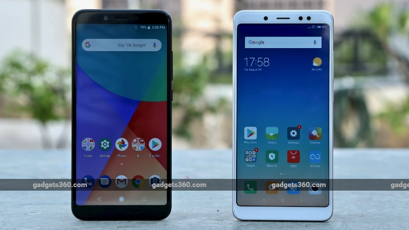 Xiaomi Mi A2 vs Redmi Note 5 Pro: Which One's Best Suited to