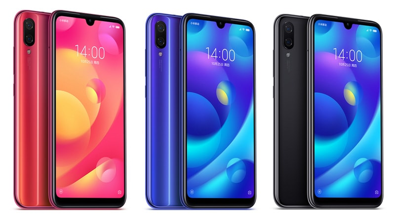 Xiaomi Mi Play 6GB RAM Variants Launched: Price, Specifications