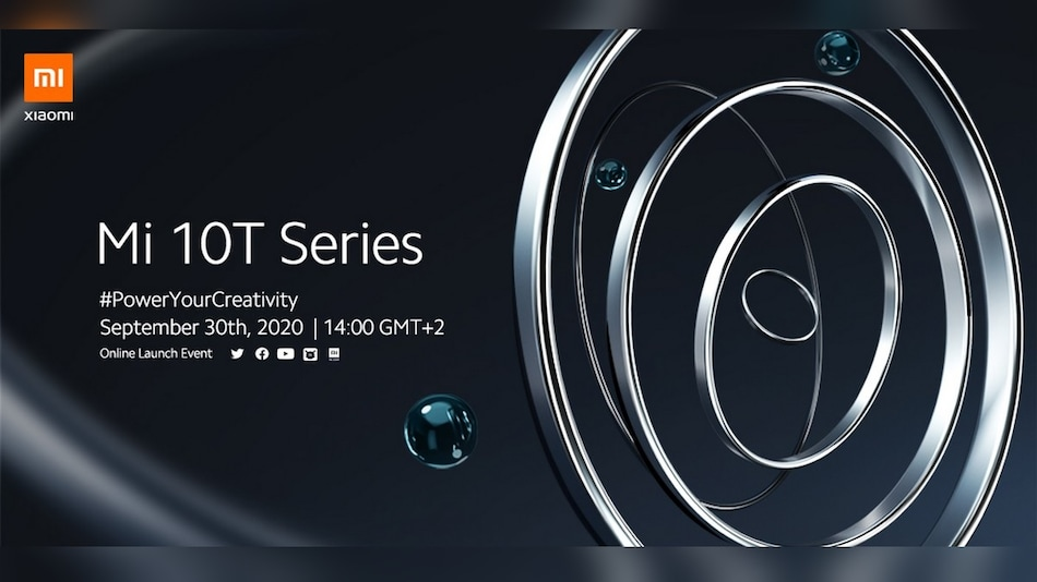 Mi 10T Series Launching Today: How to Watch Livestream, Expected Price, Specifications