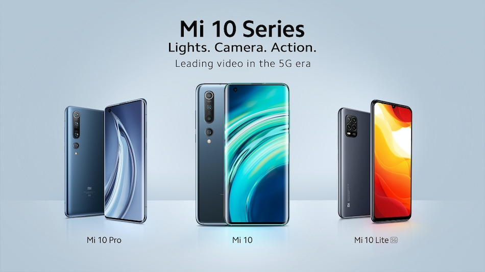 Mi 10 Pro vs Mi 10 vs Mi 10 Lite: Price, Specifications Compared