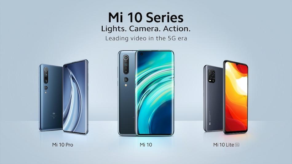 Mi 10 Pro vs Mi 10 vs Mi 10 Lite: Price, Specifications Compared